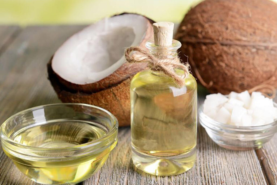 Dầu dừa chính là một khắc tinh của nấm men, đặc biệt là nấm Candida