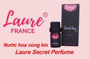 Nước hoa vùng kín Laure Secret Perfume